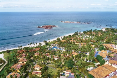 Gateway to Paradise The St. Regis Punta Mita Resort
