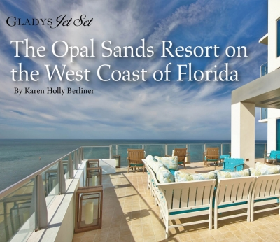 The Opal Sands Resort on the West Coast of Florida